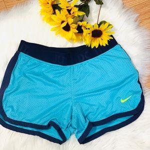 XS NIKE Dri-Fit mesh shorts